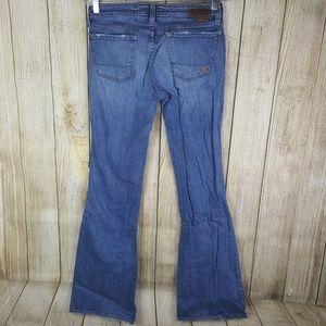Big Star Flary Womens Jeans Size 29L Distressed